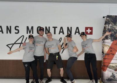 Hautes Routes Crans-Montana vendredi
